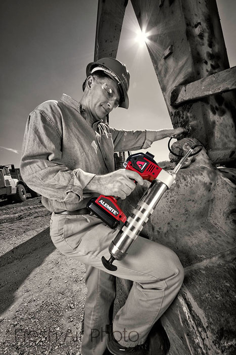 Alemite Grease Gun - Corporate Product