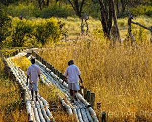 Little Vumbura, Botswana