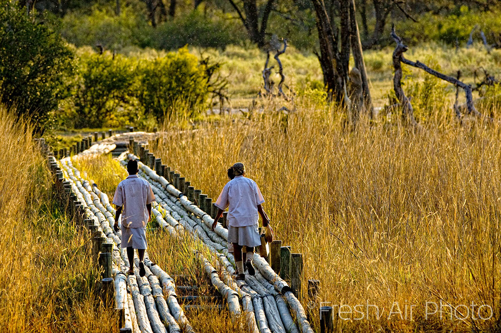 Little Vumbura Camp - Botswana