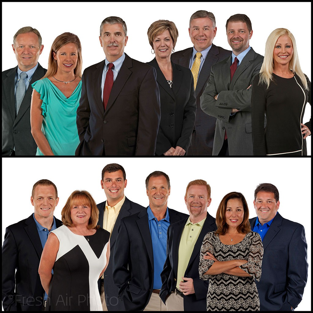 MCB - Group Corporate Portrait