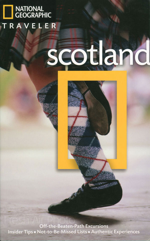 National Geographic - Scotland Cover