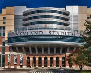 Neyland Stadium, General Shale