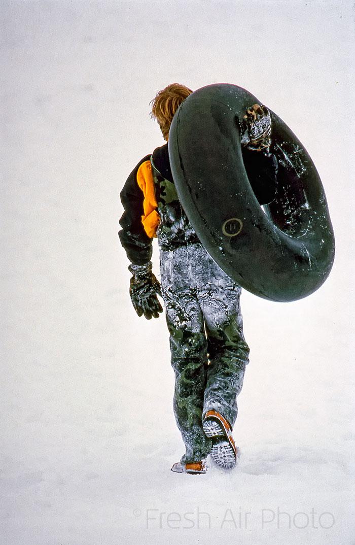 Tennessee Snowman - boy