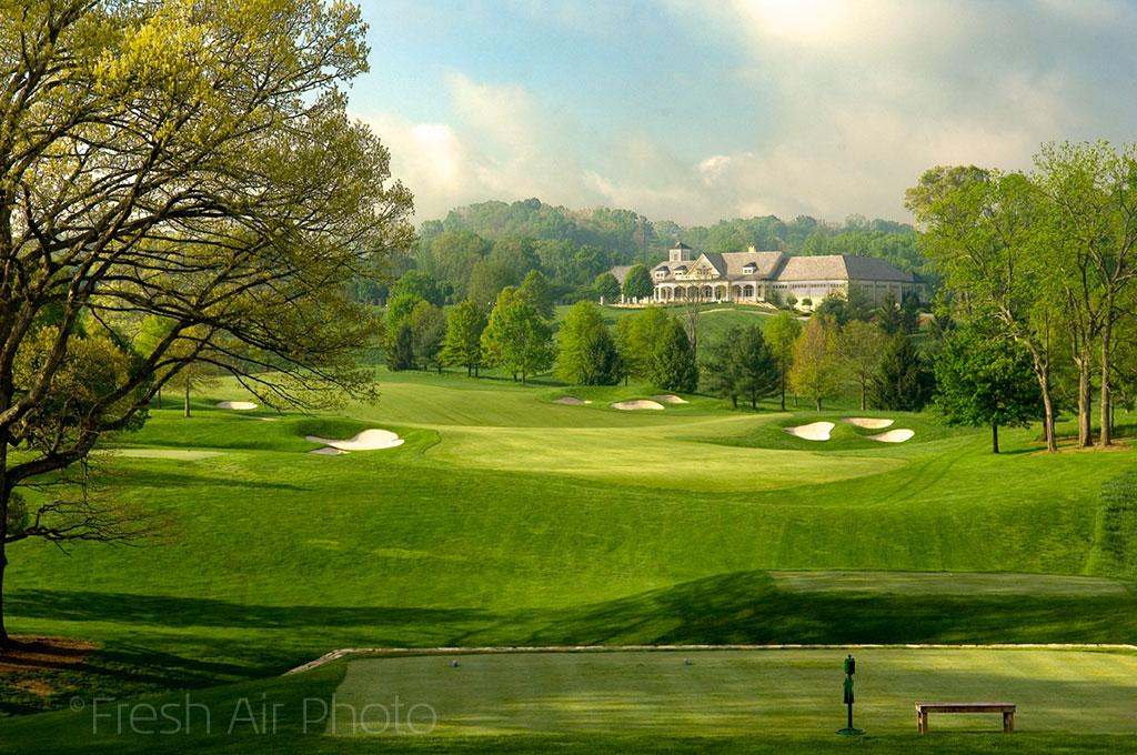 The Virginian - golf course