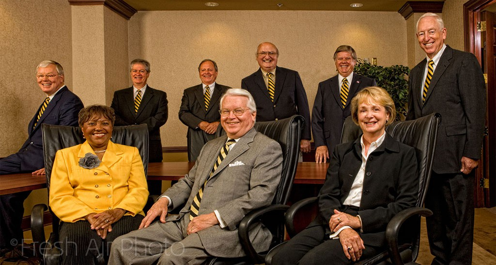 Tri-Summit Bank board of directors - Corporate Group Portrait