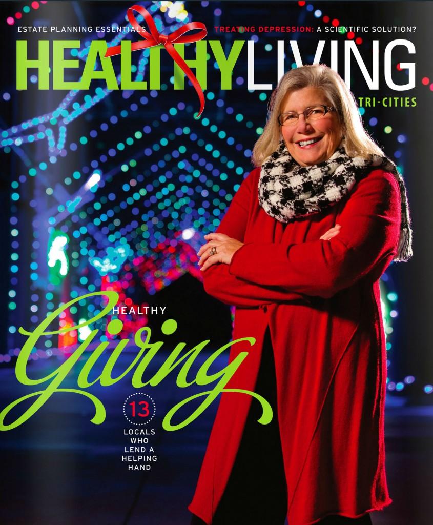 Healthy Living Claudia Byrd