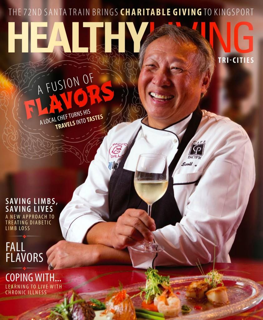 healthy living Scott Hsu