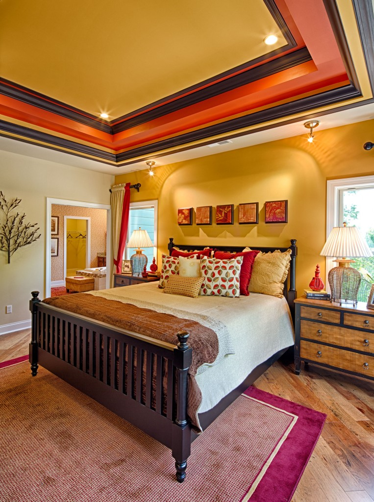 Schumacher homes Bedroom