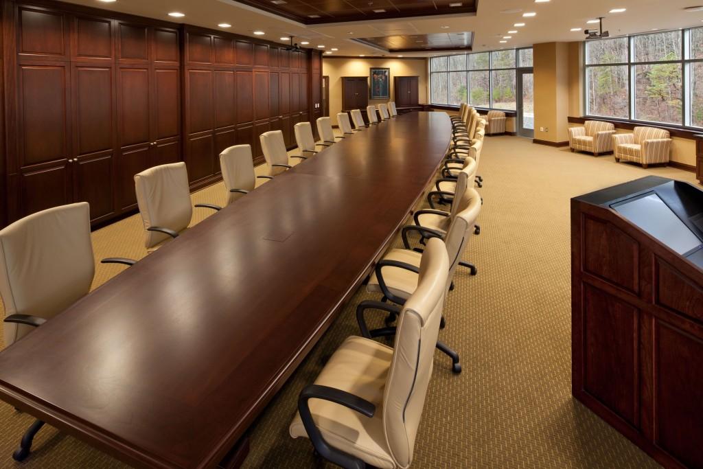 alpha boardroom