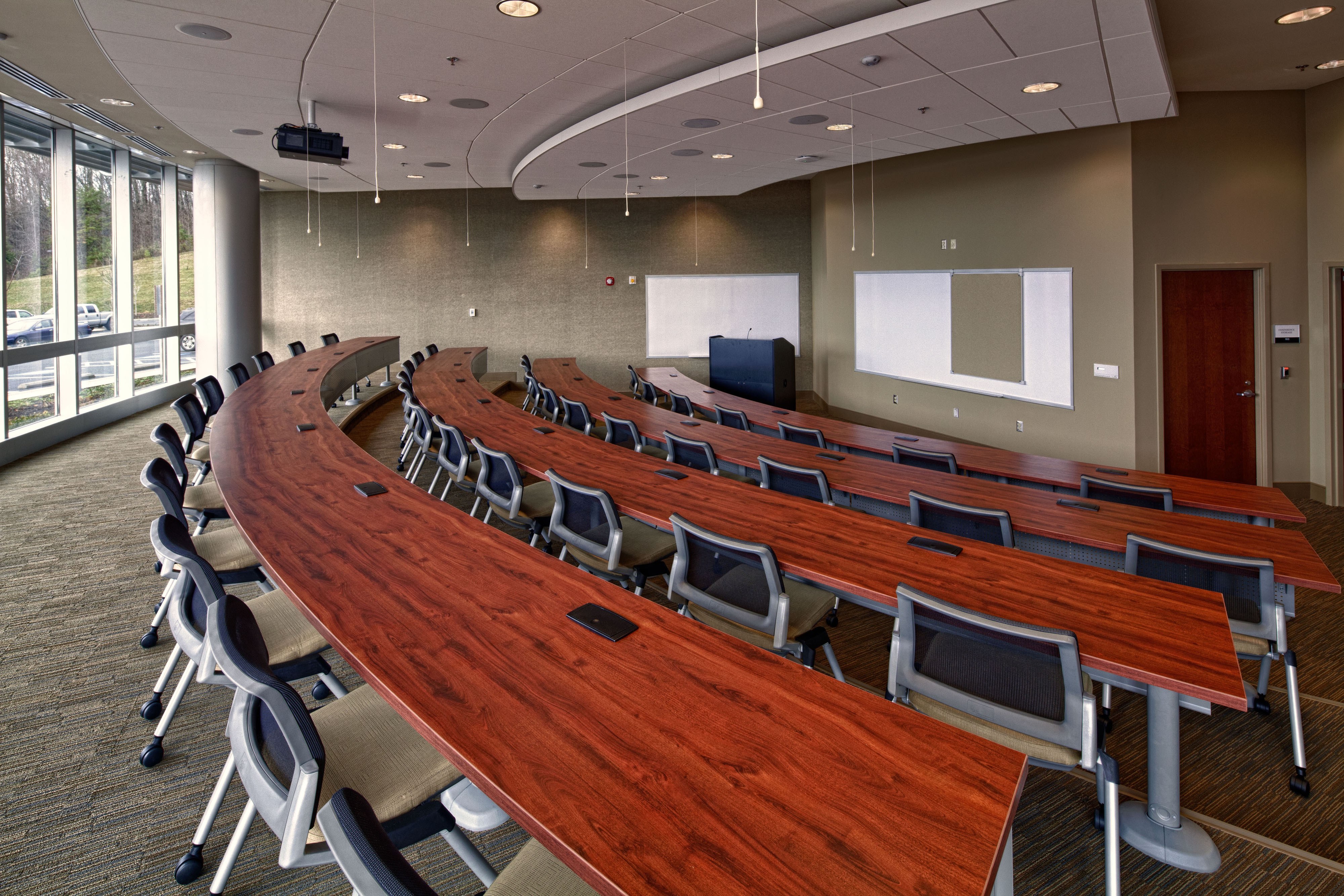 alpha conference room 1