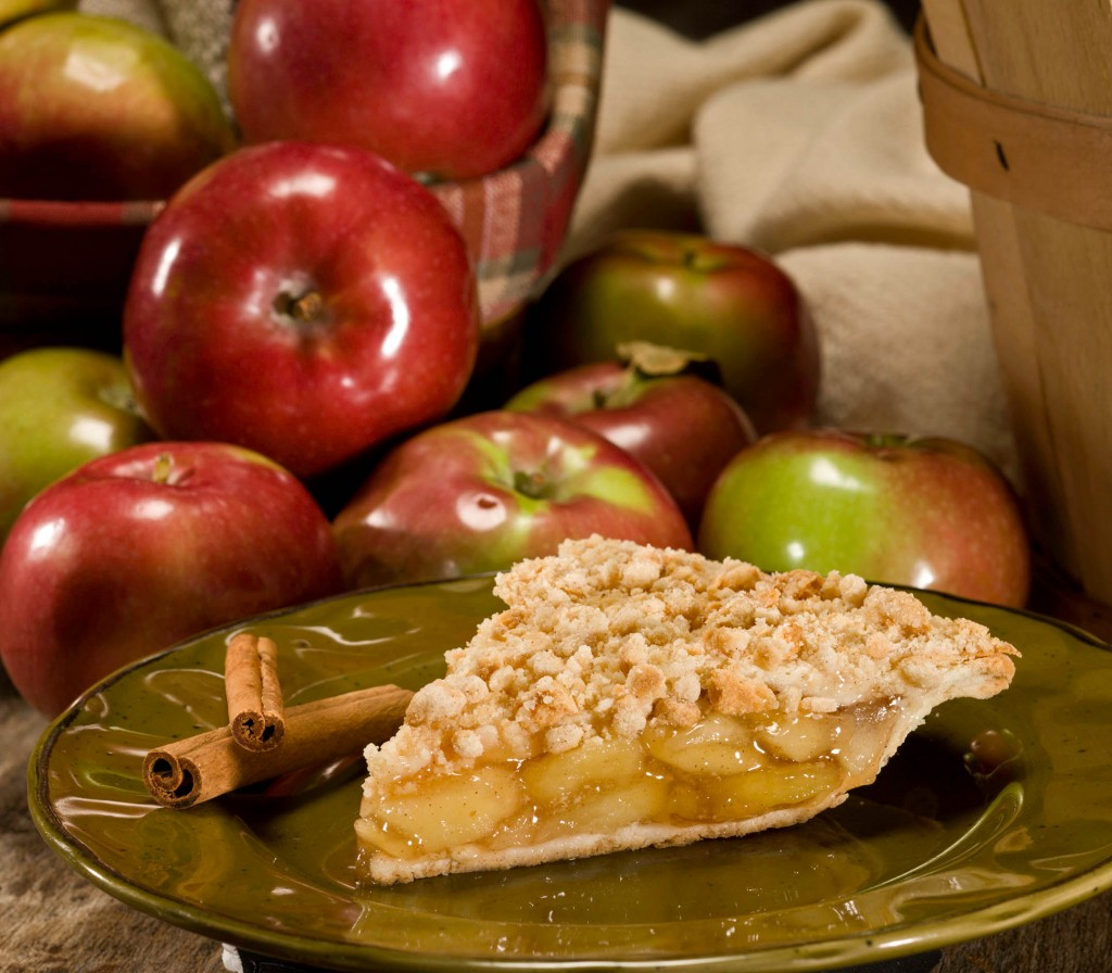 Apple crumb Pie_145