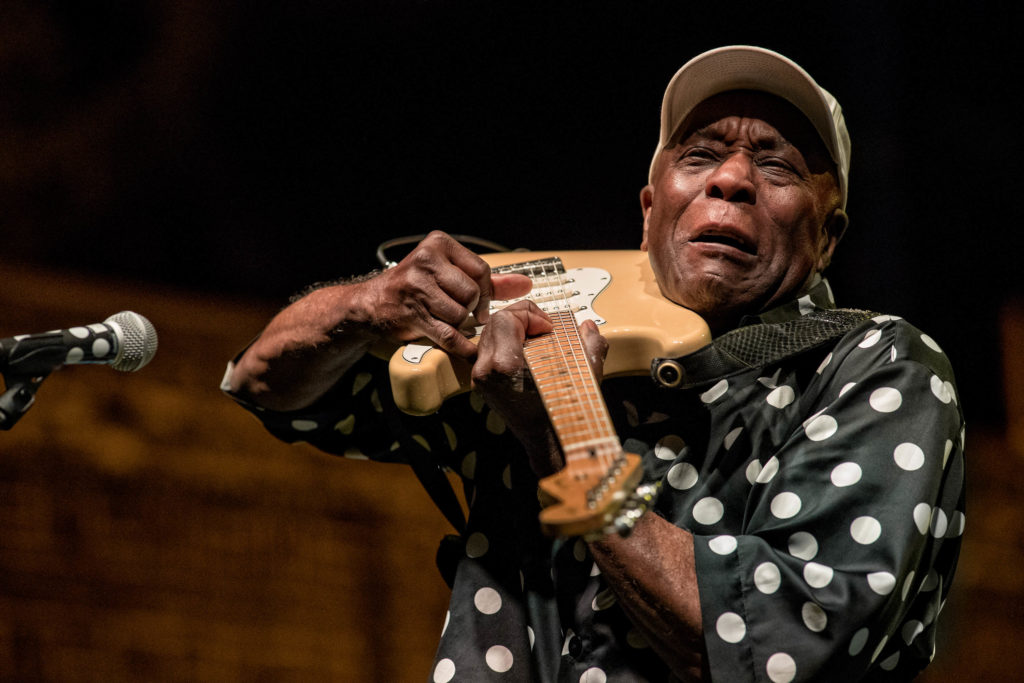 Buddy Guy @ Bristol Rhythm & Roots Reunion 2016 copyright Fresh Air Photo